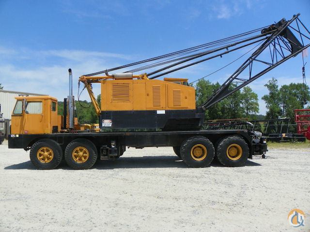 1976 Lima 700TC Crane for Sale in Kernersville North Carolina on CraneNetwork.com