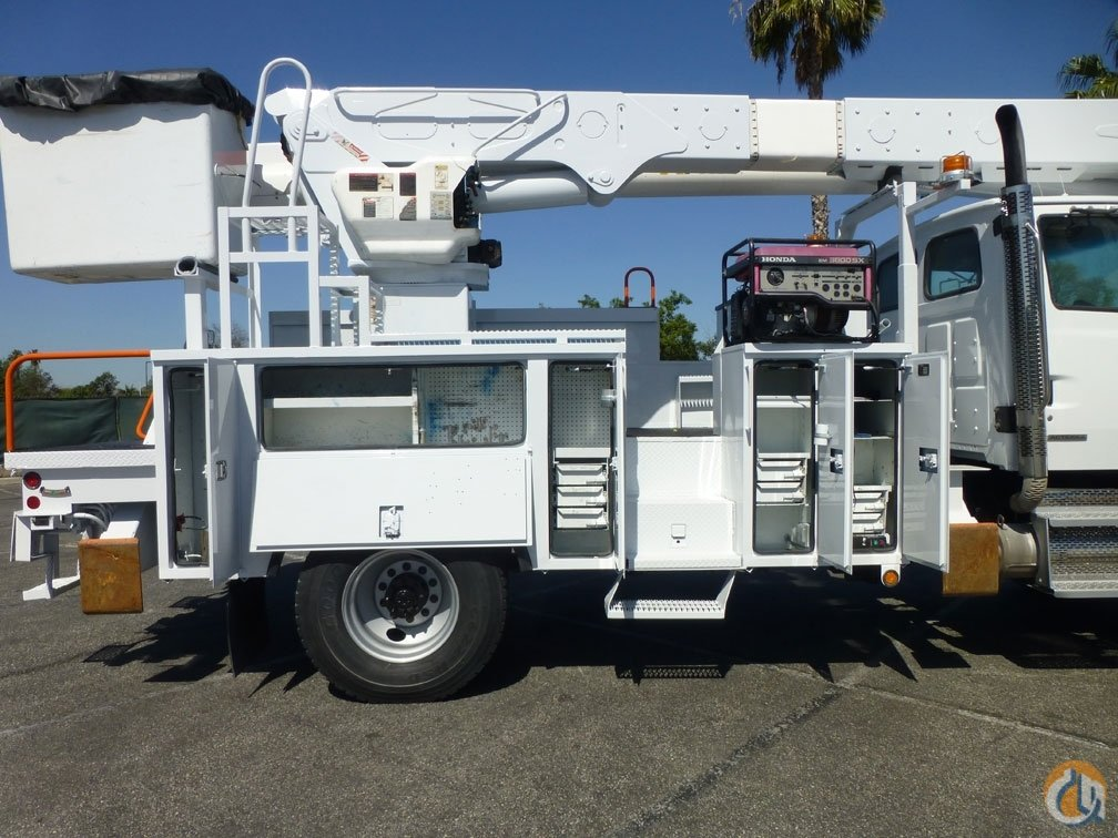 2008 Sterling Acterra 4x4 Altec AM55MH 60 Bucket Truck Crane for Sale in Norwalk California on CraneNetwork.com