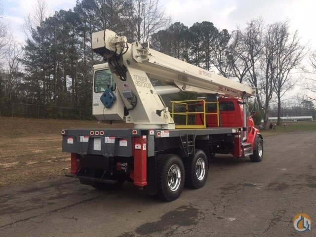 2009 Terex RS70100 Crane for Sale in Jasper Georgia on CraneNetworkcom