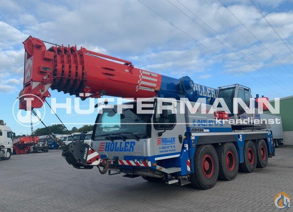LTM 1070-4.2 Crane for Sale or Rent in Wildeshausen Niedersachsen on CraneNetwork.com