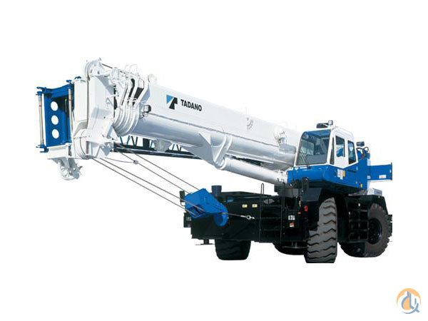 2017 Tadano  GR-750XL-2 Crane for Sale on CraneNetworkcom