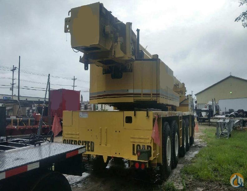 Grove GMK5130 Crane for Sale in Duluth Georgia on CraneNetwork.com