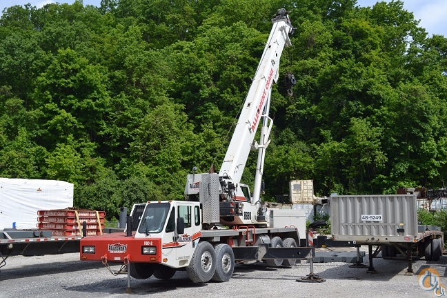 2011 Link-Belt HTT-8690 Crane for Sale or Rent in Pittsburgh Pennsylvania on CraneNetworkcom