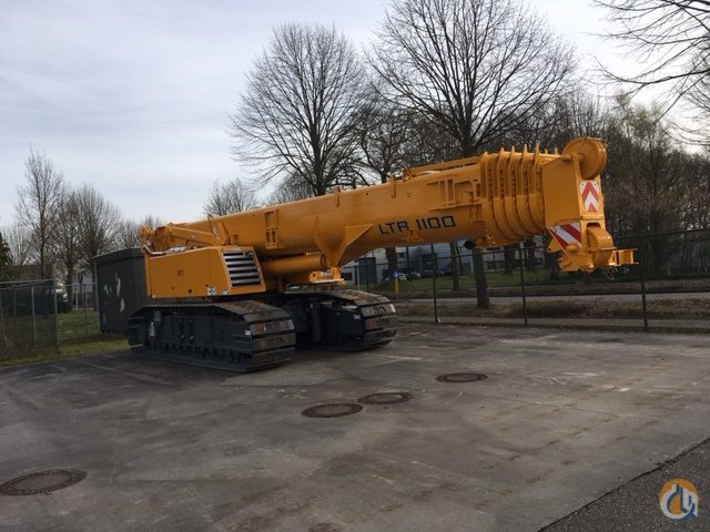 2019 Liebherr LTR 1100 Crane for Sale or Rent in Schiedam South Holland on CraneNetwork.com