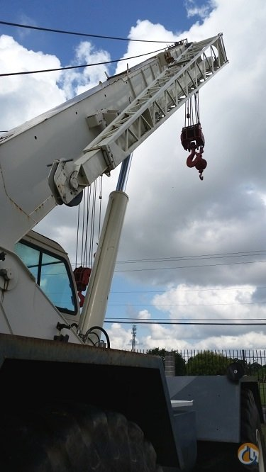 2008 Terex RT665 Crane for Sale in Houston Texas on CraneNetwork.com