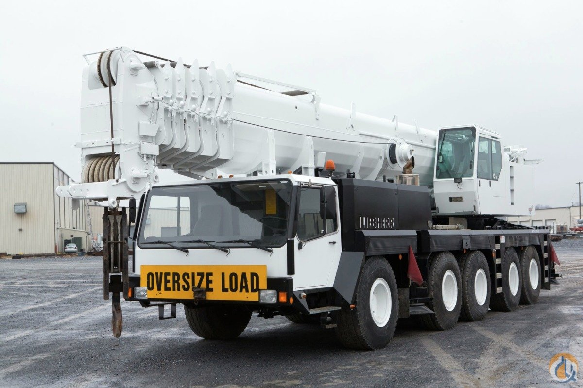 200 TON - New Engine  Transmission Certified Crane for Sale in Baltimore Maryland on CraneNetwork.com