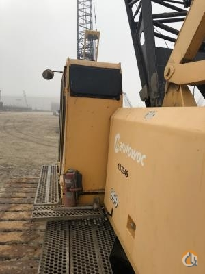 2007 Manitowoc 999 Series 3 Crane for Sale in Ingleside Texas on CraneNetwork.com