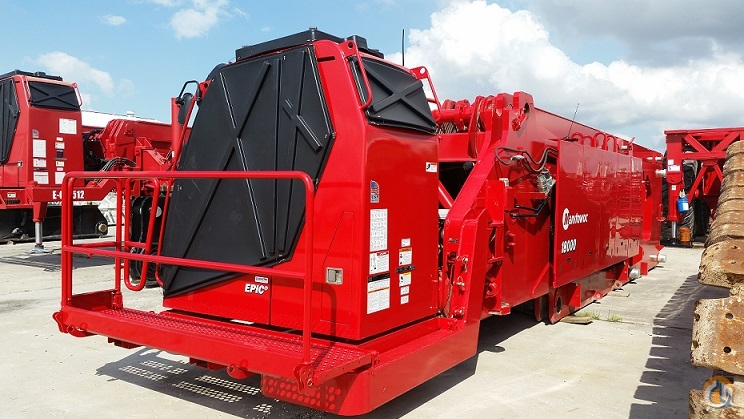Sold 2015 MANITOWOC 18000 Crane for  in Houston Texas on CraneNetwork.com