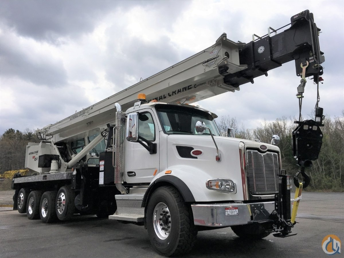 NEW 2020 National NBT45127-1 Crane for Sale in Richfield Ohio on CraneNetwork.com