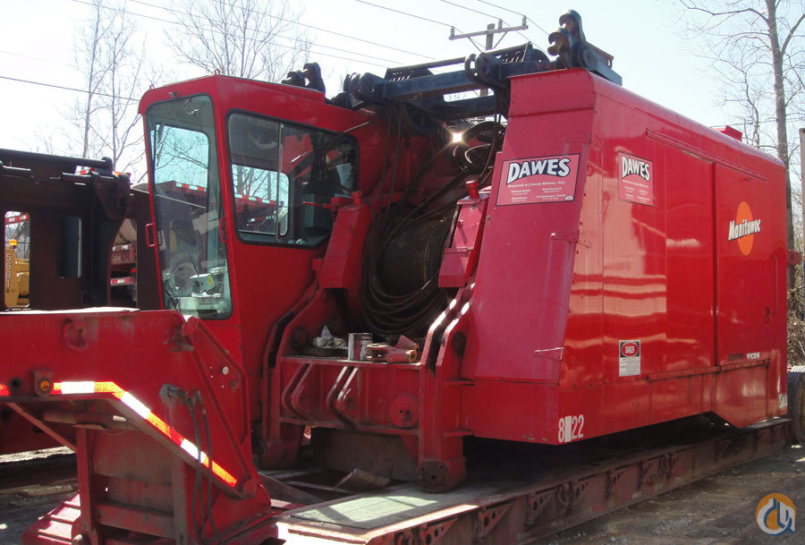 Manitowoc 4100W For Sale Crane for Sale in Pittsburgh Pennsylvania on CraneNetworkcom