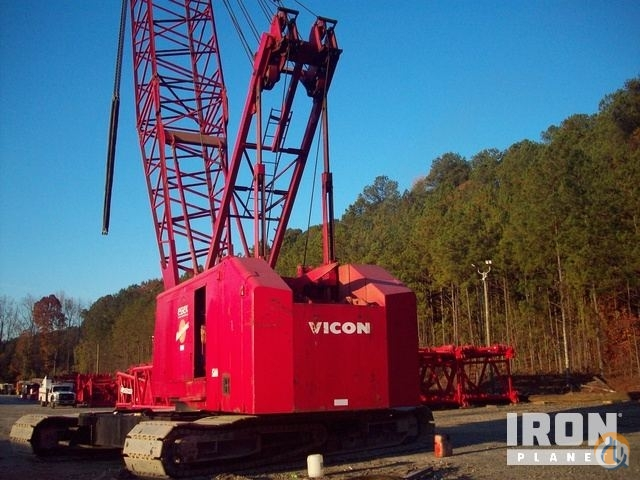 Sold 1978 Manitowoc 4100W-II 230 Ton Lattice-Boom Crawler Crane Crane for  in Mableton Georgia on CraneNetwork.com
