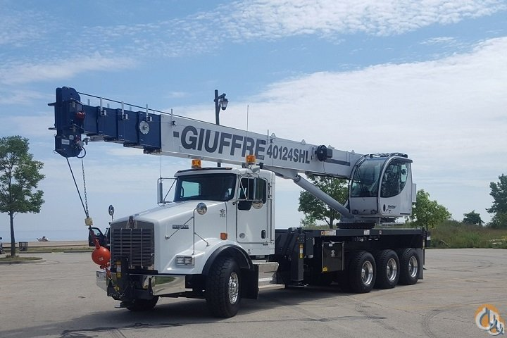2019 Manitex 40124 SHL Crane for Sale in Milwaukee Wisconsin on CraneNetwork.com