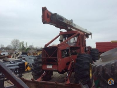 Sold 2003 Timberjack 240 Crane for in Plymouth Meeting Pennsylvania