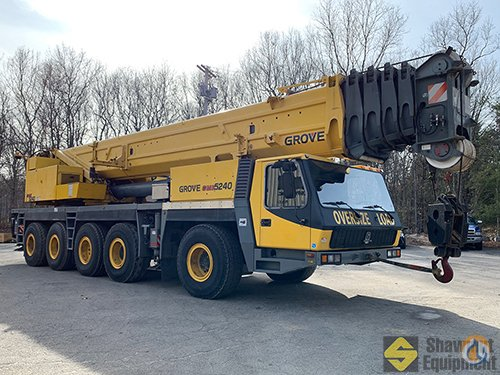 Crane for Sale in Manchester Connecticut on CraneNetwork.com