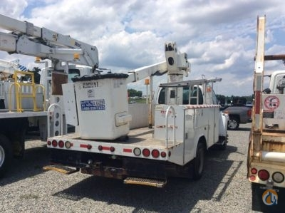 Sold 2008 Versalift SST37EIH Crane for  in Concord North Carolina on CraneNetwork.com