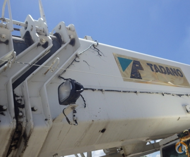 Sold 2009 TADANO GT-900XL Crane for  in Marion Texas on CraneNetwork.com