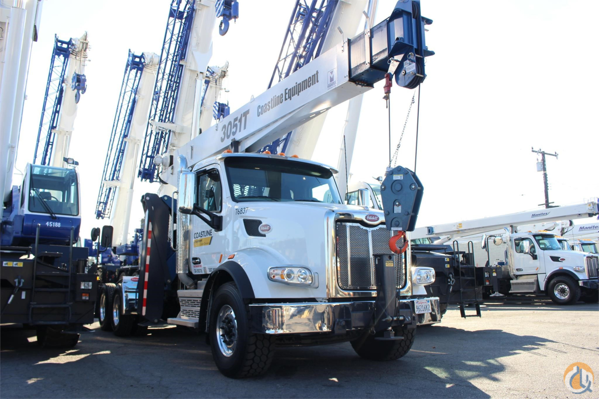 2019 MANITEX 3051T Crane for Sale or Rent in Santa Ana California on CraneNetwork.com