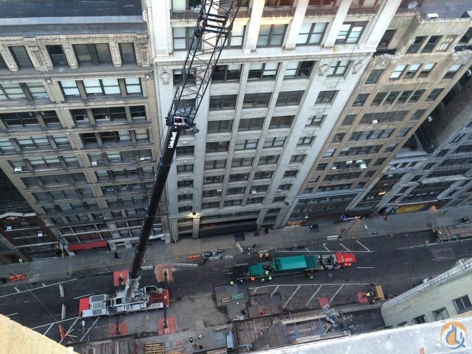 2013 LINK-BELT ATC-3575 Crane for Sale in New York New York on CraneNetwork.com