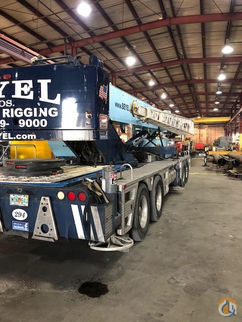 2001 Terex T560 Crane for Sale in Cocoa Florida on CraneNetwork.com