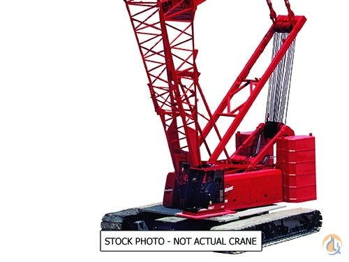 2017 Manitowoc 999 Crane for Sale in Shady Grove Pennsylvania on CraneNetworkcom