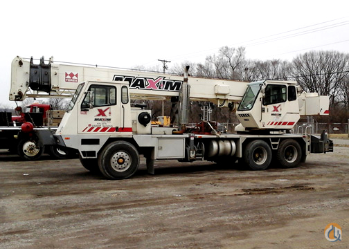 2829 - Terex T340 Crane for Sale in Dayton Ohio on CraneNetwork.com