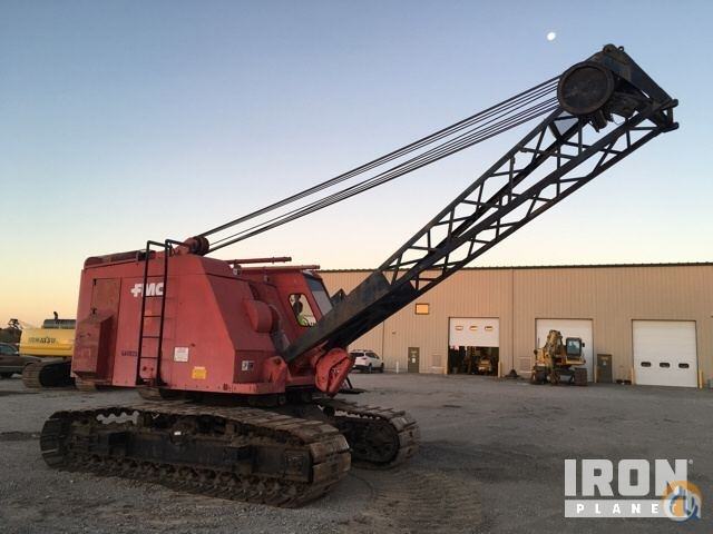 Sold 1974 Link-Belt LS108B Lattice-Boom Crawler Crane Crane for  in Topeka Kansas on CraneNetwork.com