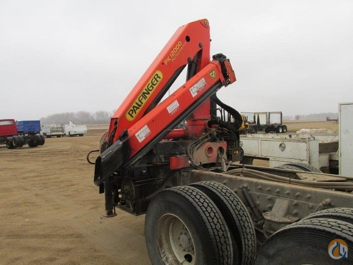 2003 Hiab PK 12000 Crane for Sale in Hankinson North Dakota on CraneNetworkcom