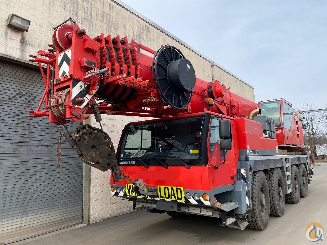 2006 Liebherr LTM 1090-4.1 Crane for Sale on CraneNetwork.com