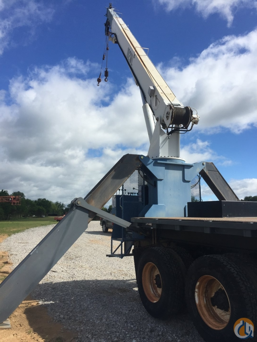 2007 Manitex 30102WL Crane for Sale on CraneNetwork.com