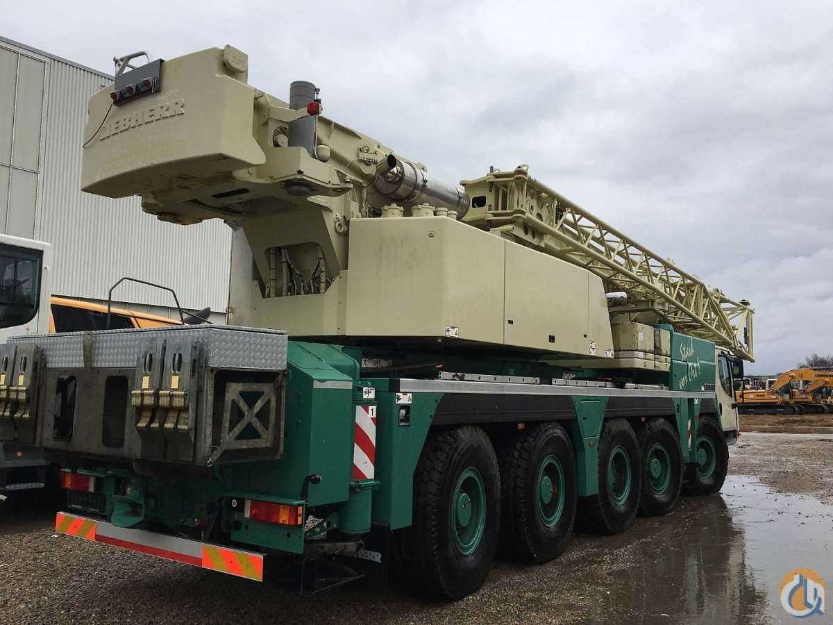 2012 LIEBHERR LTM 1130-5.1 Crane for Sale on CraneNetwork.com
