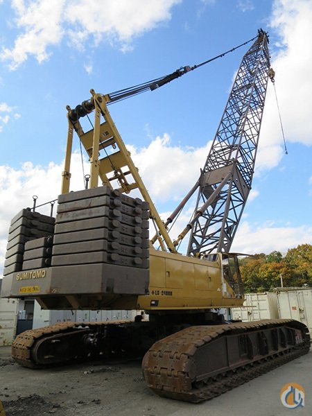 VERY STRONG CHART OUT-PICKS A 230 TON MANITOWOC 888 Crane for Sale in Boston Massachusetts on CraneNetwork.com