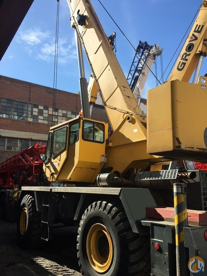 2005 Grove RT650E Crane for Sale or Rent in New York New York on CraneNetwork.com