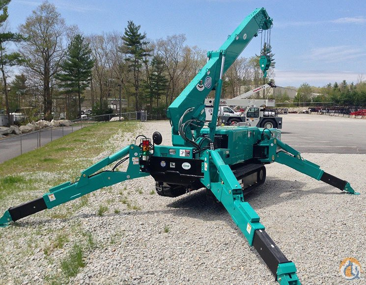 2014 Maeda MC305-2 Crane for Sale in Oxford Massachusetts on CraneNetwork.com