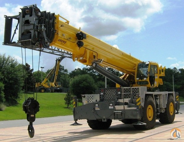 2014 GROVE RT9130E-2 Crane for Sale in Saint Augustine Florida on CraneNetworkcom