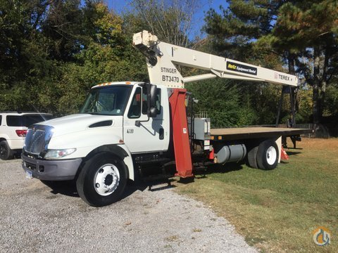 Sold 2006 TEREX BT3470 Crane for  in Nashville Tennessee on CraneNetwork.com