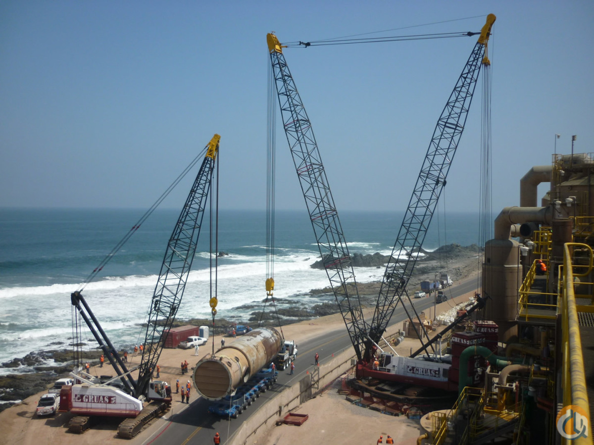 1979 LINK-BELT LS-718 Crane for Sale in Lima District Lima Region on CraneNetworkcom