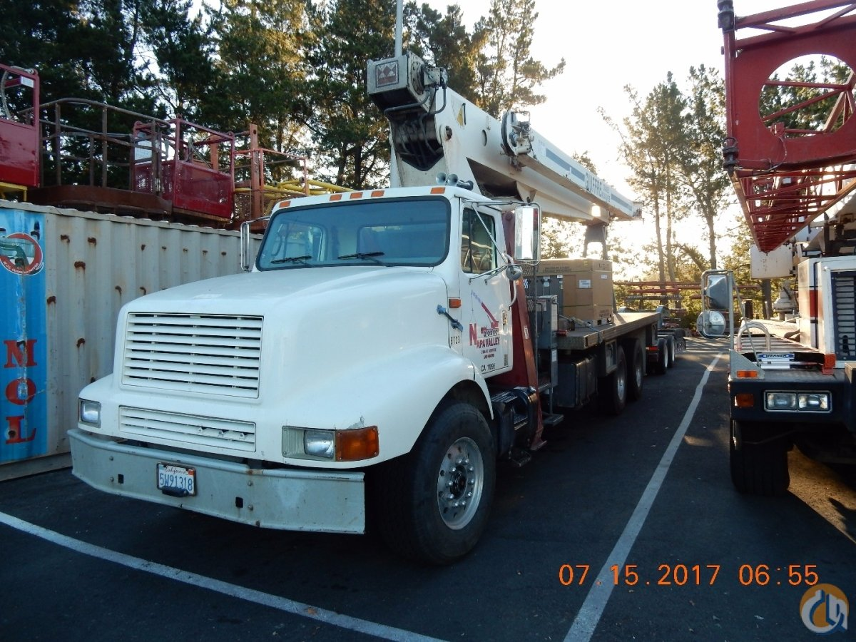 Terex RO TC4792 Crane for Sale in Windsor California on CraneNetwork.com