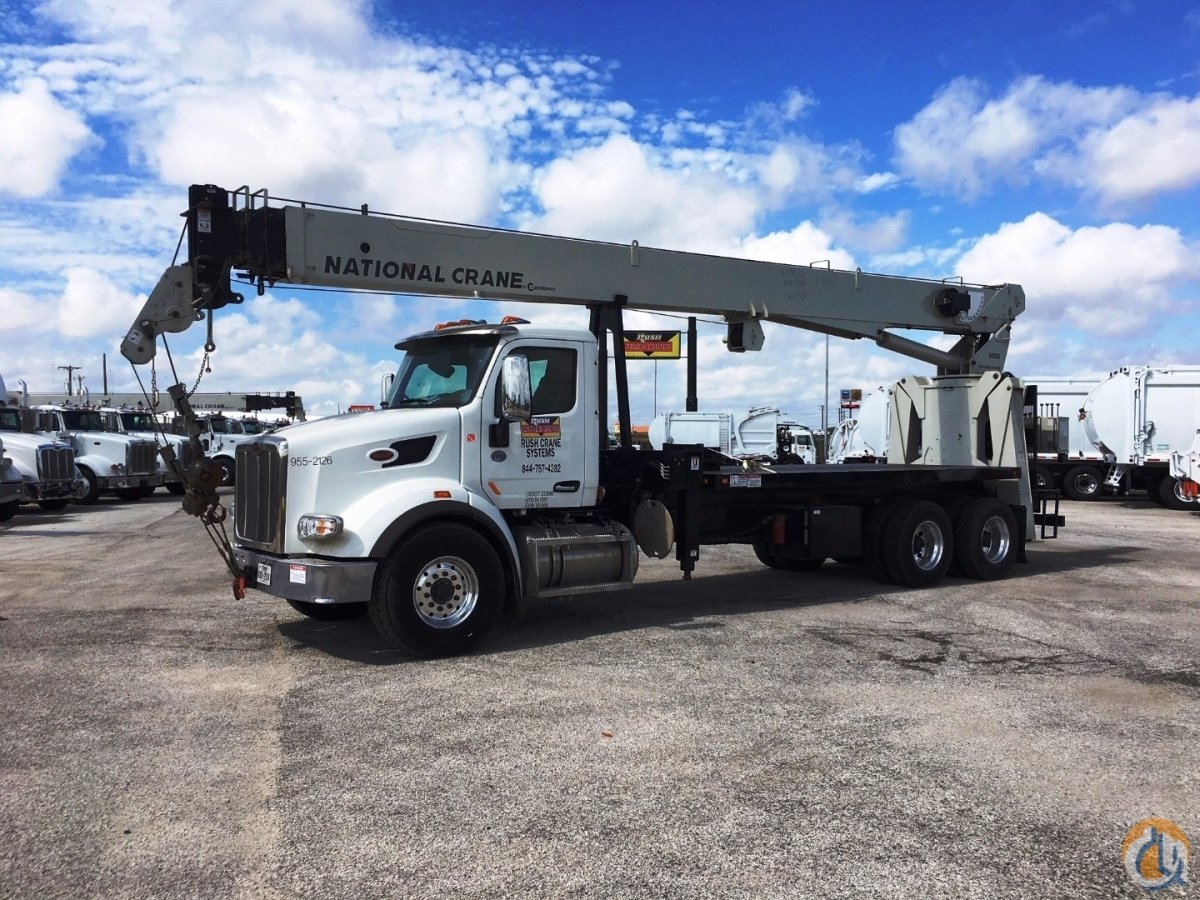 2015 National Crane 9125A-WL Crane for Sale or Rent in San Antonio Texas on CraneNetworkcom
