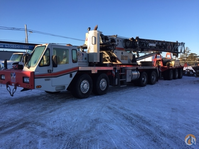 Link Belt HTC-86100 Crane for Sale in Saskatoon Saskatchewan on CraneNetwork.com