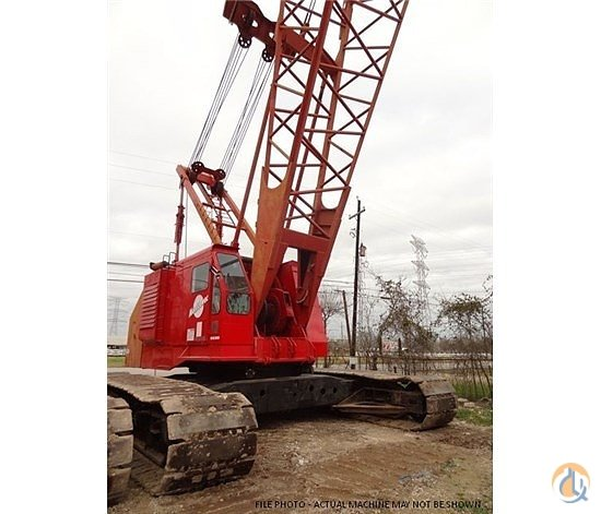 1989 Manitowoc 4000W Crane for Sale on CraneNetwork.com