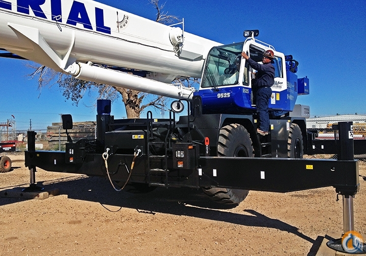 Tadano GR-550XL-2 Crane for Sale or Rent in Chicago Illinois on CraneNetwork.com