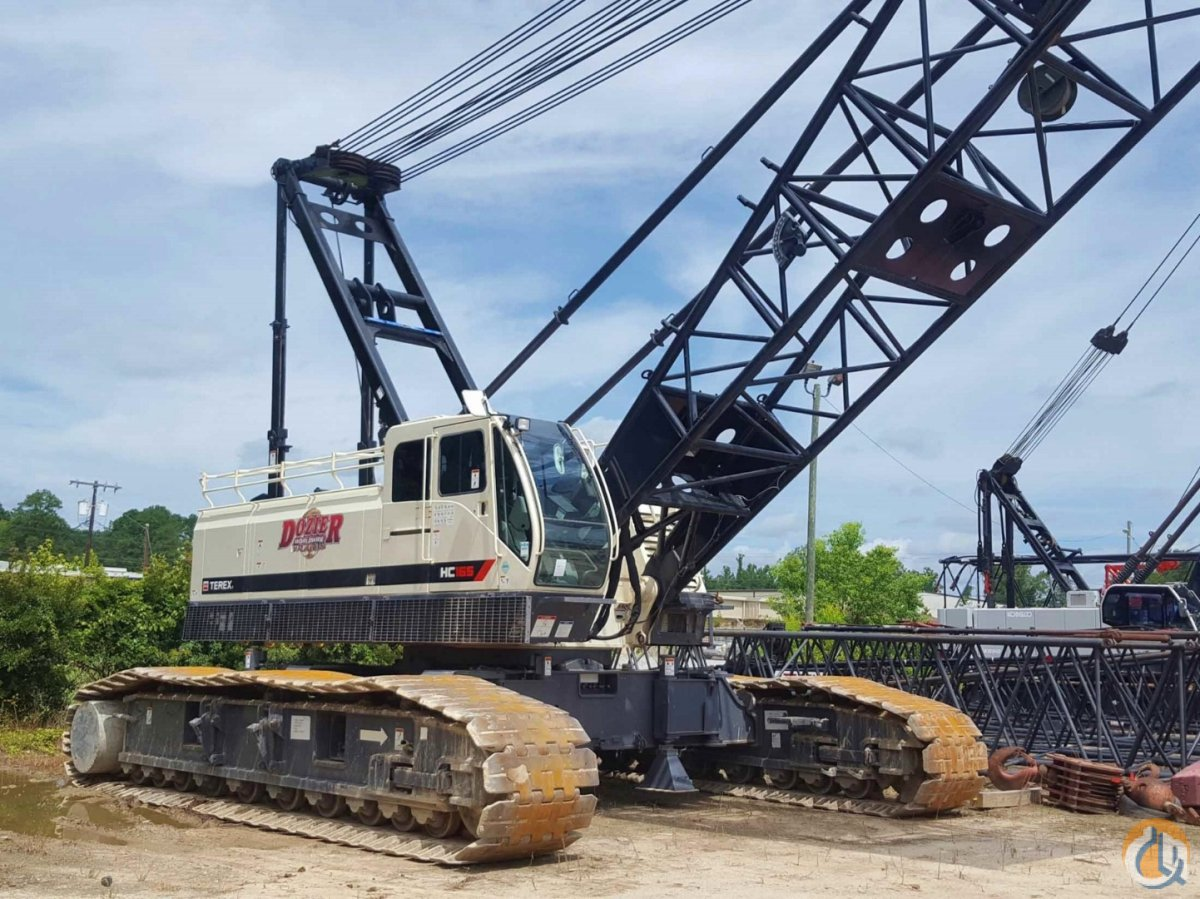 2015 TEREX HC-165 Crane for Sale or Rent in Savannah Georgia on CraneNetwork.com