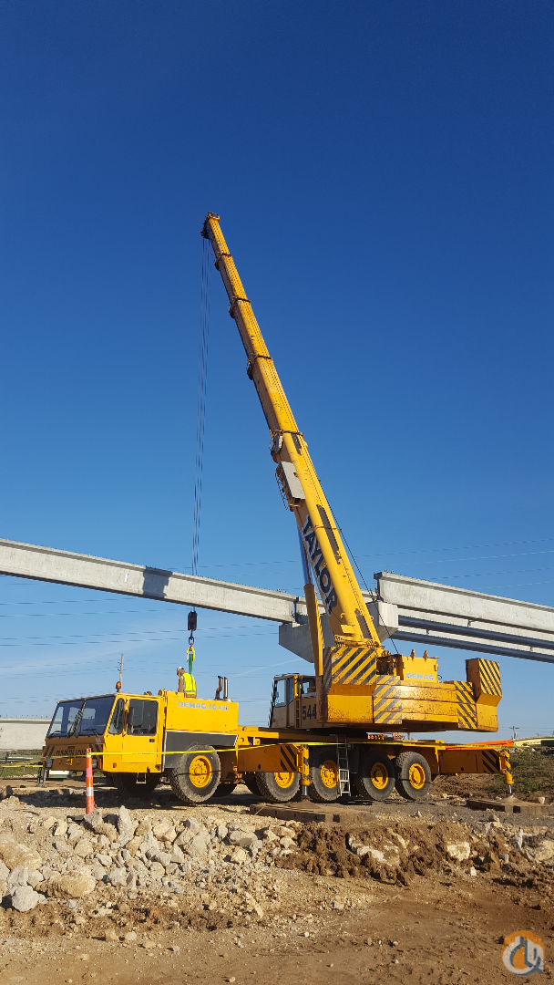 1994 Demag AC 435 Crane for Sale in St. Louis Missouri on CraneNetwork.com