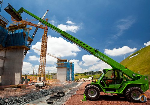 2015 Merlo P4017 Crane for Sale or Rent in Phoenix Arizona on CraneNetworkcom