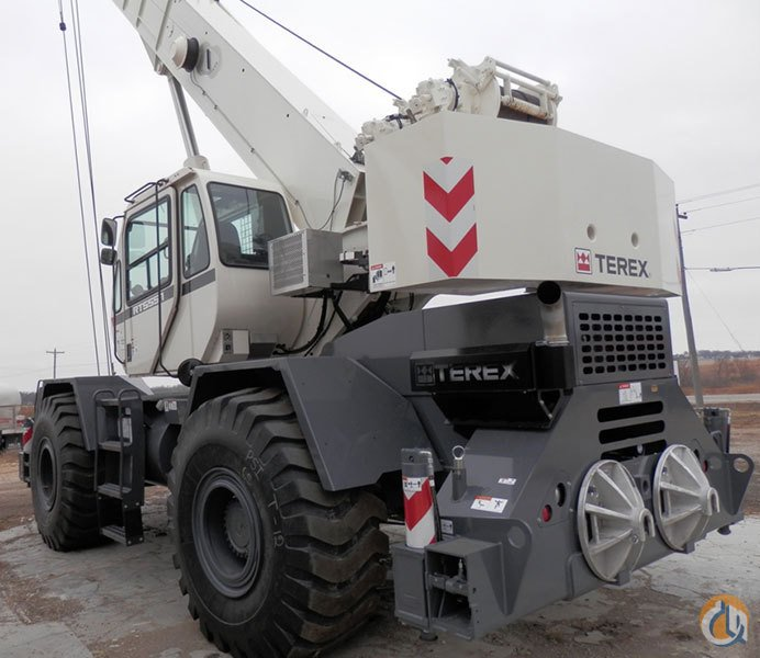 2014 TEREX RT555-1 Tier 3 Crane for Sale on CraneNetworkcom