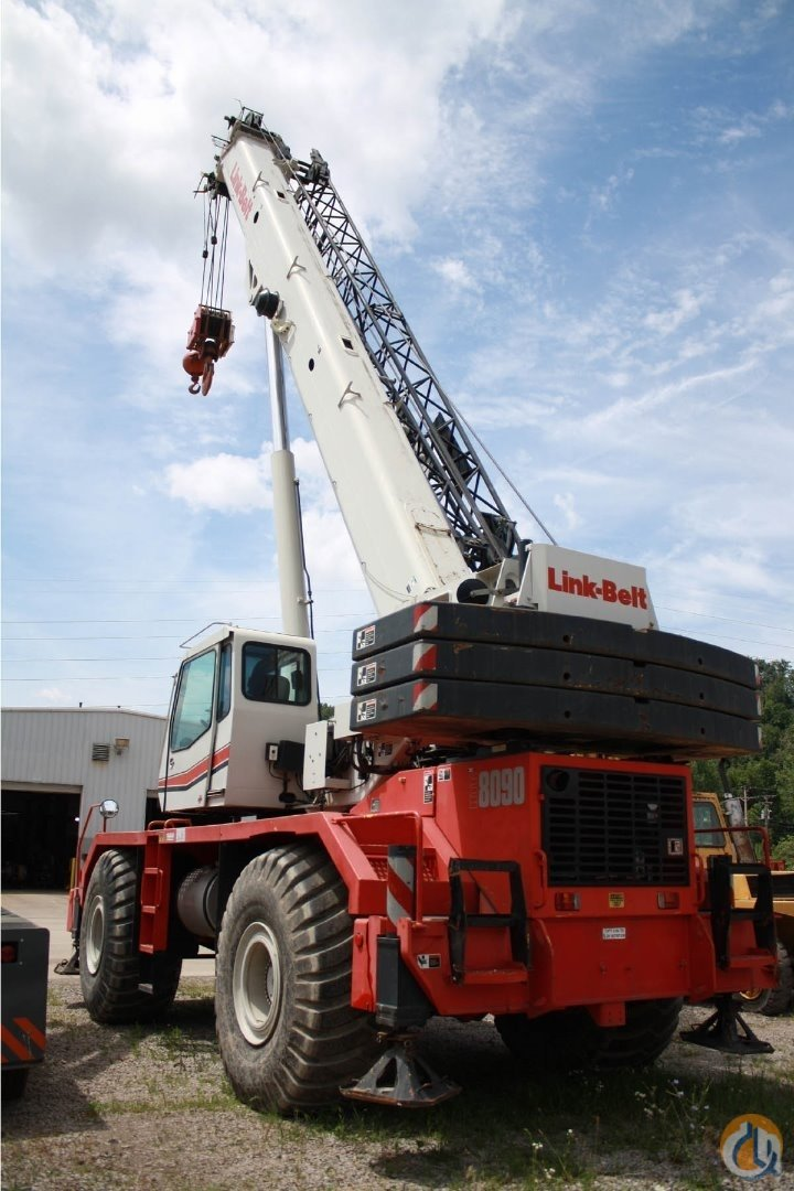 2009 RTC8090 Crane for Sale on CraneNetwork.com