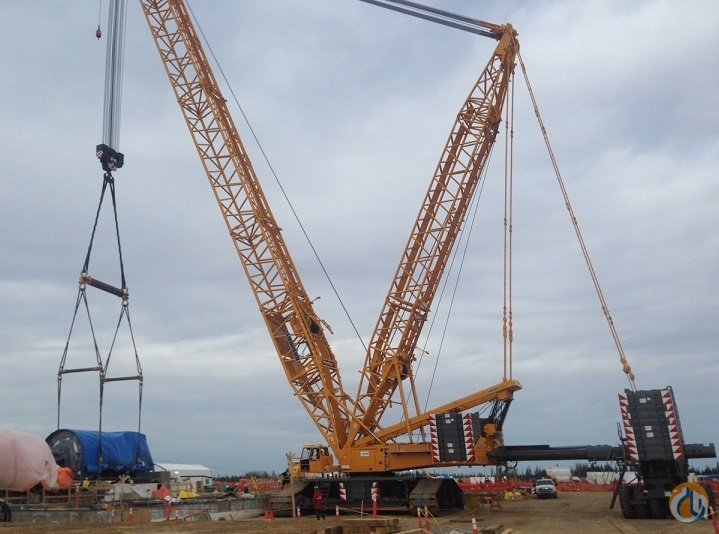 LIEBHERR LR 1750 BW 2005 Crane for Sale on CraneNetworkcom