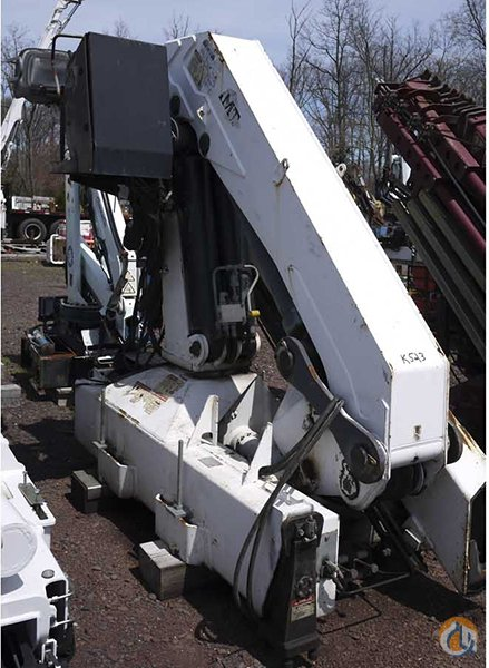 2000 IMT 34235 UNMOUNTED KNUCKLEBOOM Crane for Sale in Hatfield Pennsylvania on CraneNetwork.com