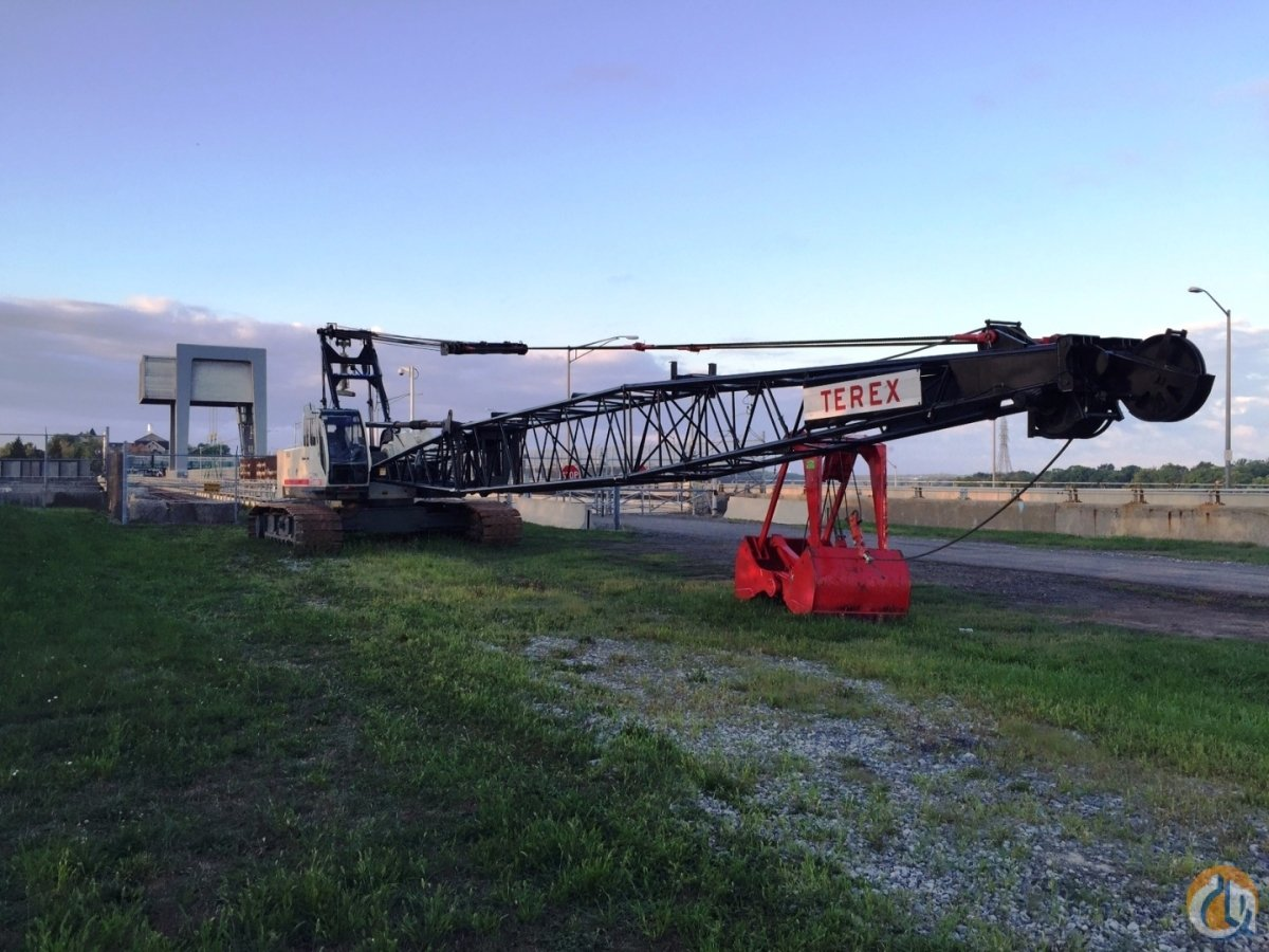 2008 Terex HC80 Crane for Sale or Rent in Niagara Falls New York on CraneNetworkcom