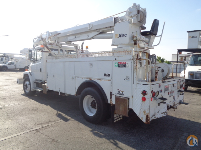 2001 Altec D947-TR Crane for Sale in Birmingham Alabama on CraneNetworkcom
